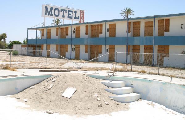 salton city motel